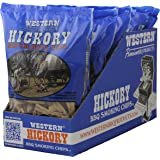 WESTERN 18075 6-Pack Hickory Smoking Chips