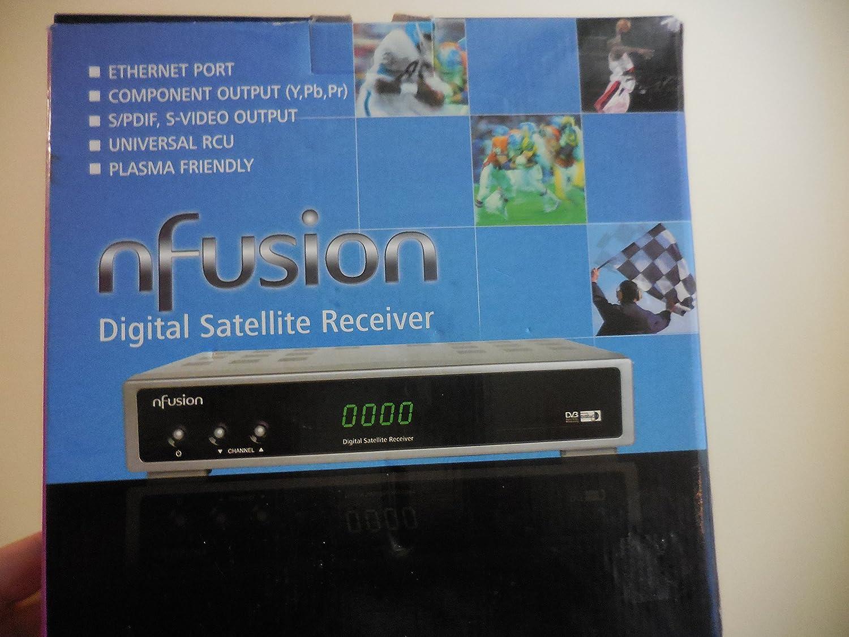 Amazon.com: Nfusion Solaris FTA Digital Satellite Receiver: Electronics