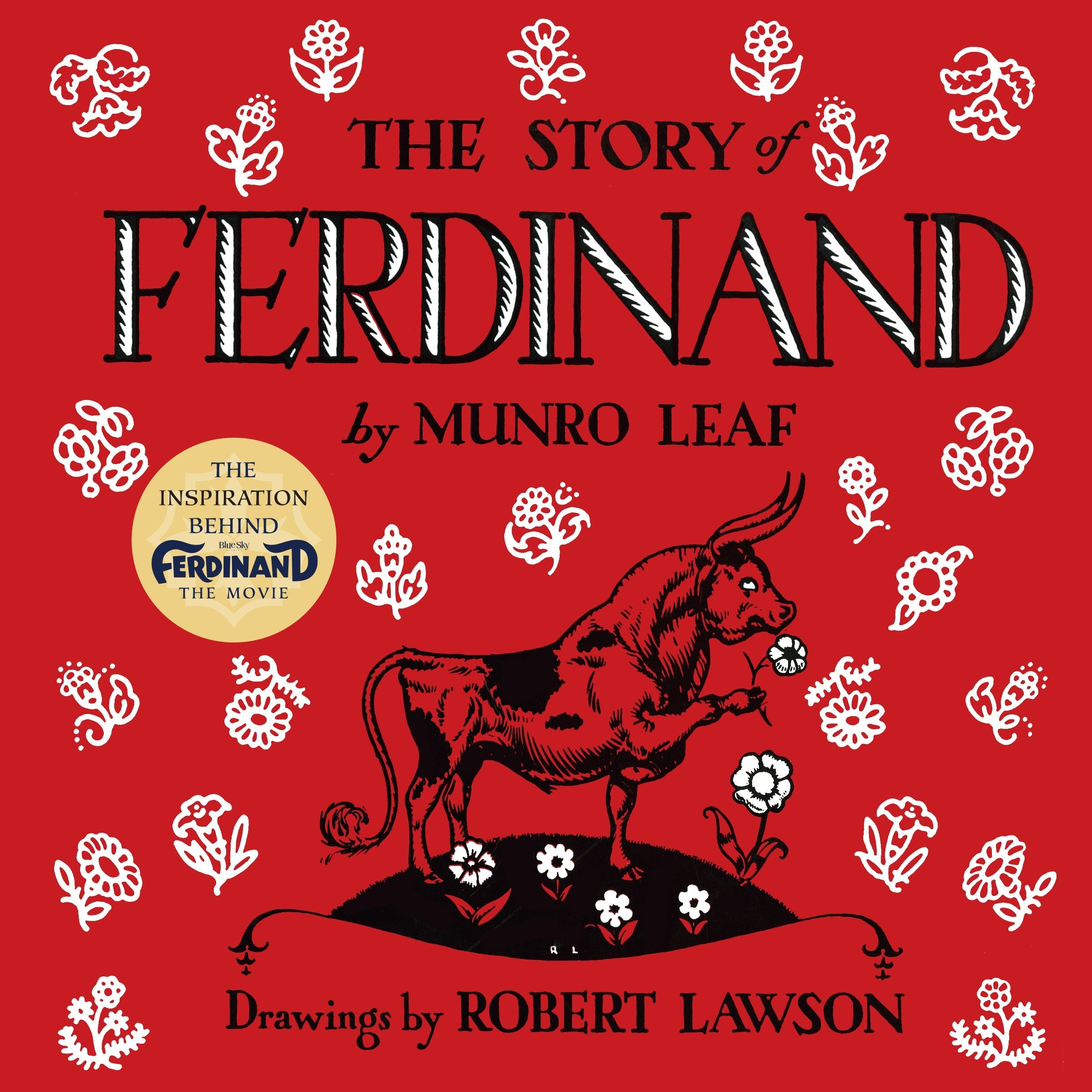 Image result for ferdinand book