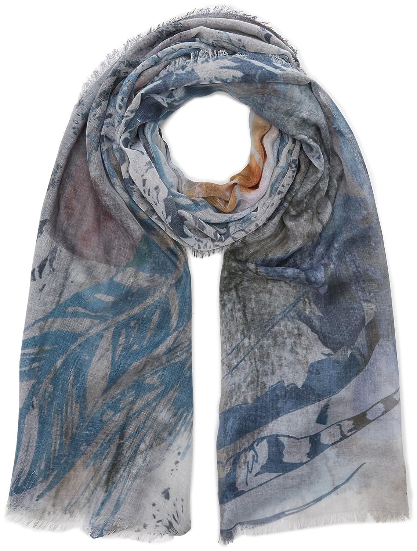 BARTS Nuuk, Bufanda Unisex Adulto, Multicolor (Blue), Talla única 15-0000008740