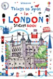 Things to Spot in London Sticker Book (Sticker Books)