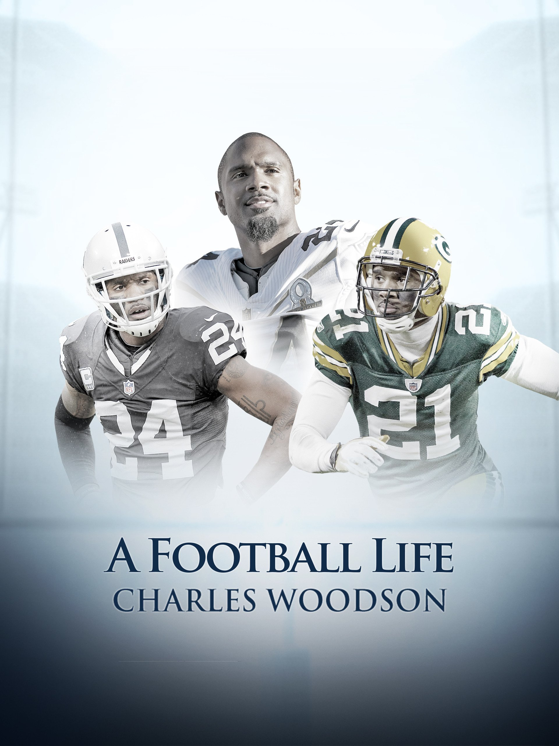 low priced 18001 6632d Amazon.com: A Football Life - Charles Woodson: Dave Douglas ...