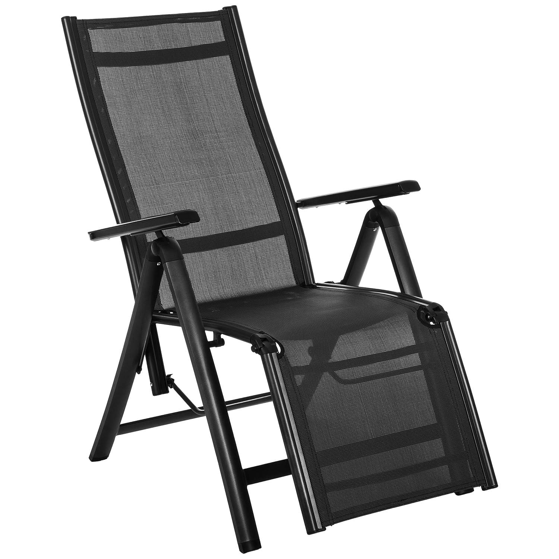 sedie pieghevoli da giardino | amazon.it - Alluminio Sedia Imbragatura Per La Decorazione Del Patio
