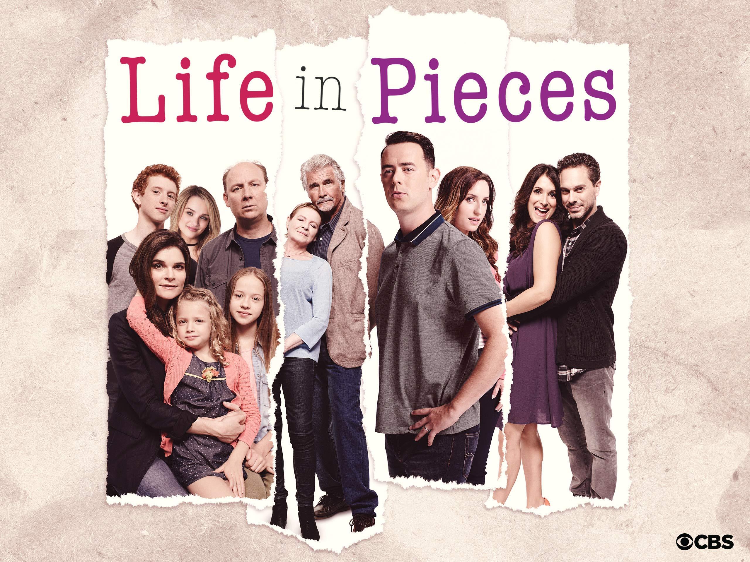 Amazon com: Watch Life in Pieces Season 4   Prime Video