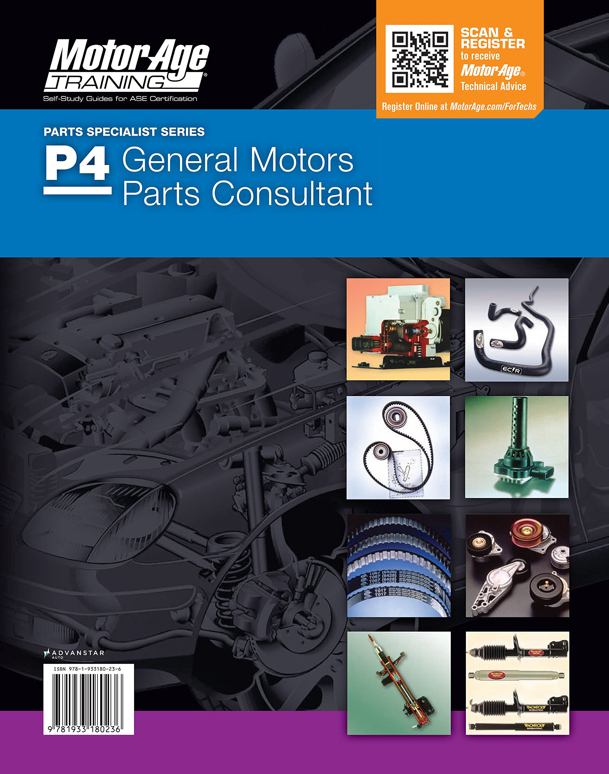 P4 General Motors Parts Consultant The Motor Age Training Self