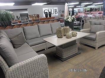 Gartenmöbel Eckbank Soho Beach Lounge 3 Sofas 1 Tisch ...