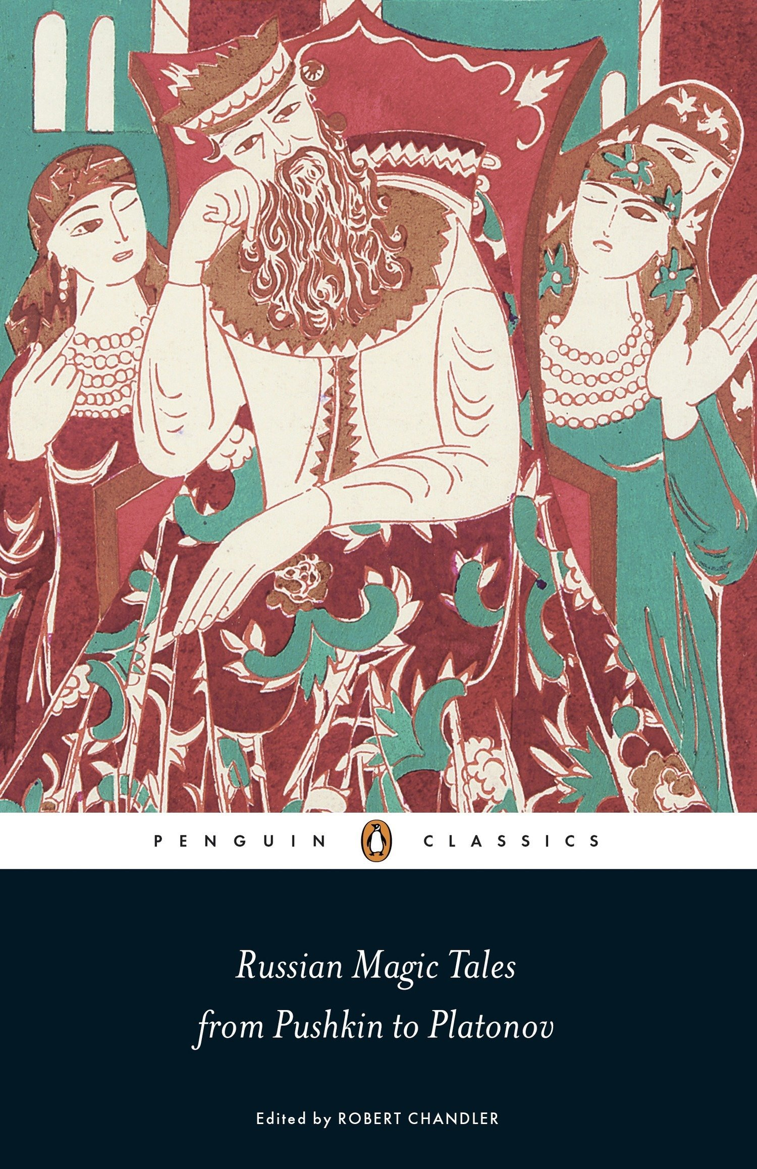 Download Russian Magic Tales from Pushkin to Platonov (Penguin Classics) pdf epub