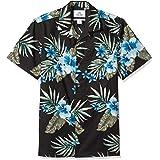 Amazon Brand - 28 Palms Men's Standard-Fit Tropical Hawaiian Shirt
