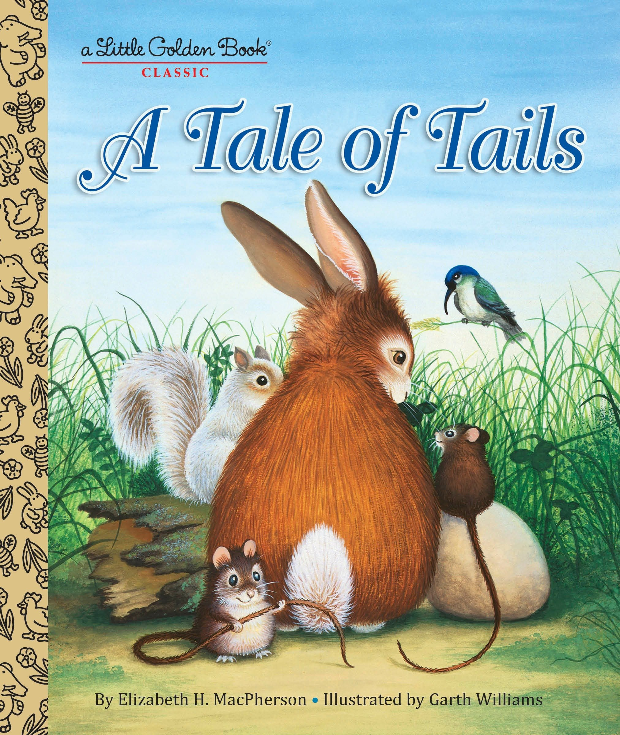 Download A Tale of Tails (Little Golden Book) PDF