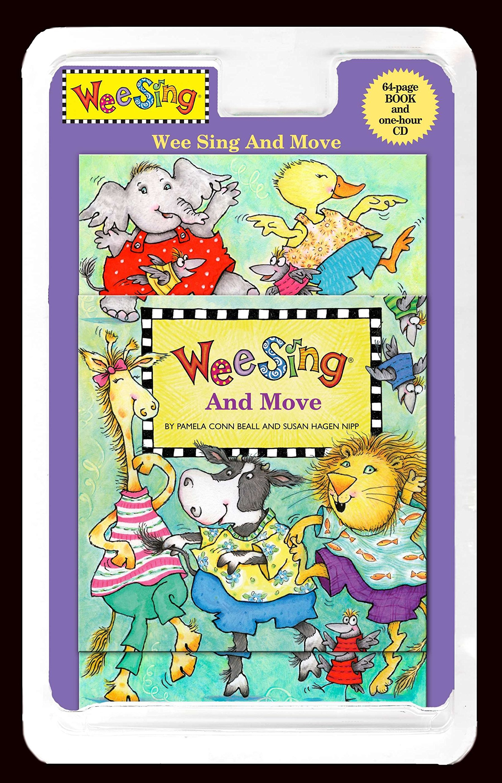 Download Wee Sing and Move pdf epub