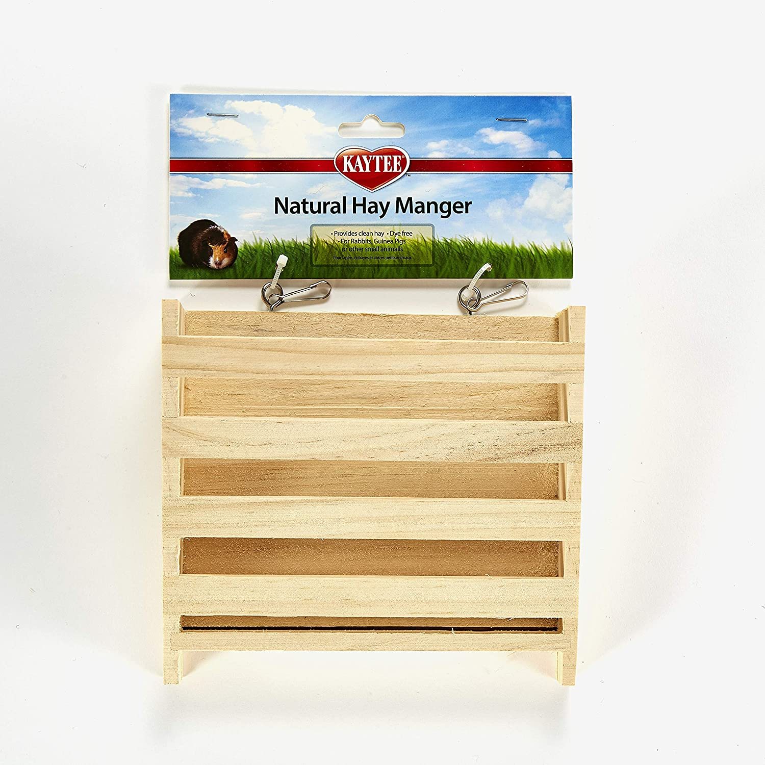 Kaytee Natural Large Hay Manger