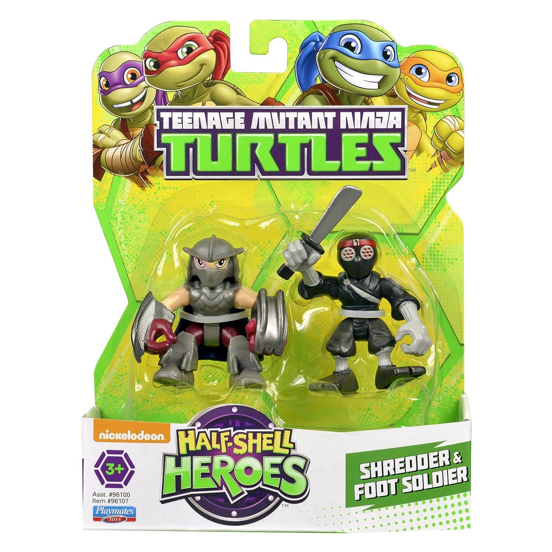 Playmates Half Shell Heroes Teenage Mutant Ninja Turtles Shredder