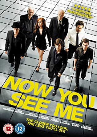 Now You See Me (2013) EXTENDED Bluray 480p & 720p
