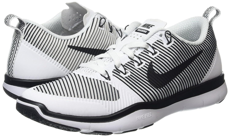 NIKE Men's Free Train 8.5 Versatility Running Shoes B014GDTBKQ 8.5 Train D(M) US|White/Black c4802e