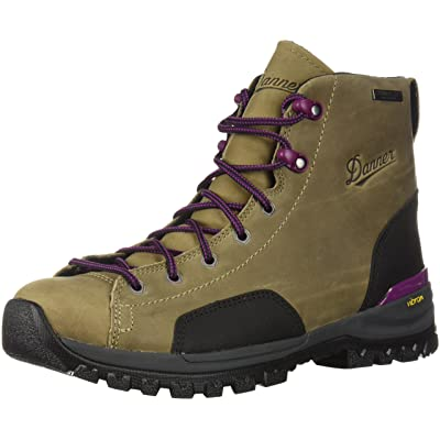 """Danner Women's Stronghold 5"""" Construction Boot: Shoes"""