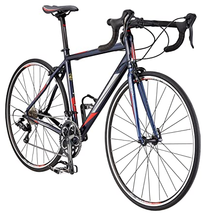 Carbon Road Bike Amazon Com >> Amazon Com Schwinn Fastback 2 Performance Road Bike For Beginner