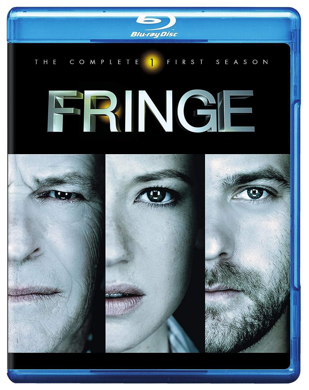 Amazon Fringe Season 1 Blu Ray Anna Torv Joshua Jackson