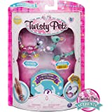 Twisty Petz – 3-Pack - Pixie Mouse, Radiant Roo and Surprise Collectible Bracelet Set for Kids