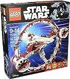 LEGO Juego de Construcción Star Wars, Jedi Starfighter con Hiperimpulsor