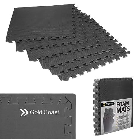 Amazon Gold Coast 6 Piece Foam Interlocking Exercise Mat