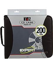 T'nB ECD200NO Expert Mallette 200 CD Noir