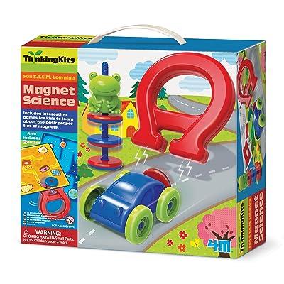 4M Thinking Kits Ciencia Magnética 404713