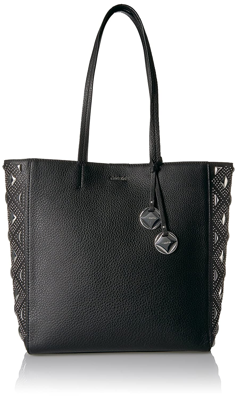 Calvin Klein レディース H7JBU7KM B073VYQJW7 Black Studded
