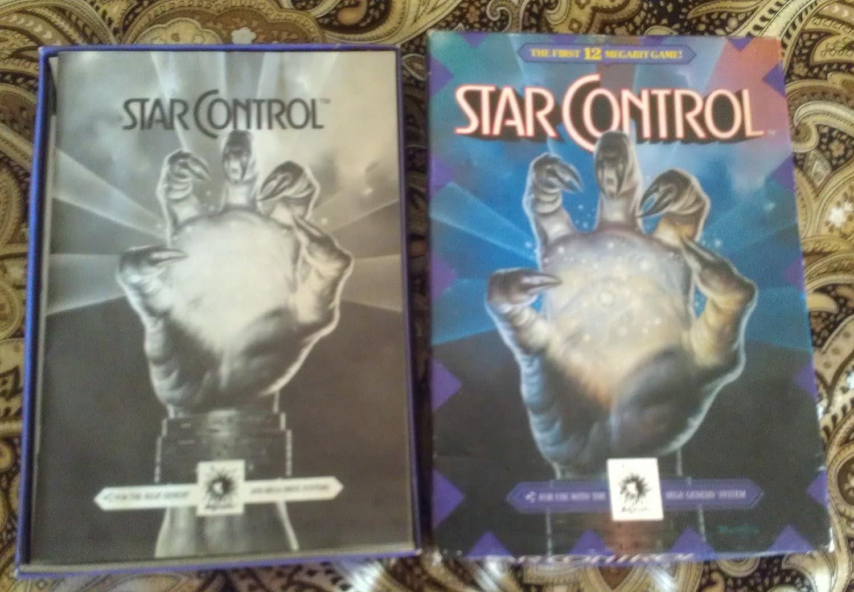 Star Control - Sega Genesis