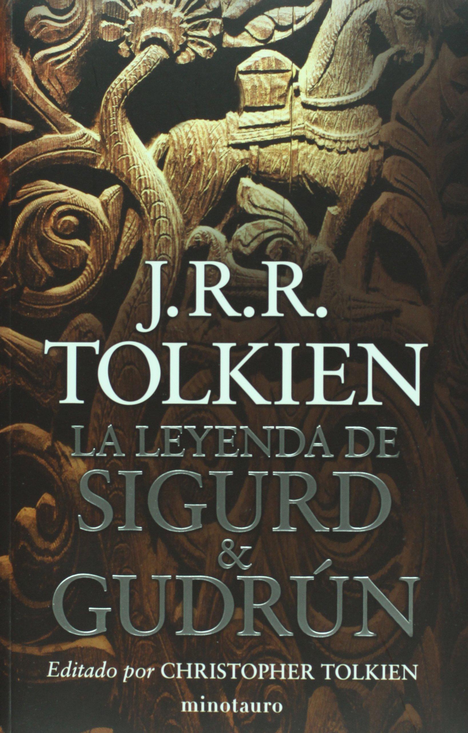 LA LEYENDA DE SIGURD & GUDRUN (Spanish Edition): J. R. R. Tolkien: 9786070702570: Amazon.com: Books