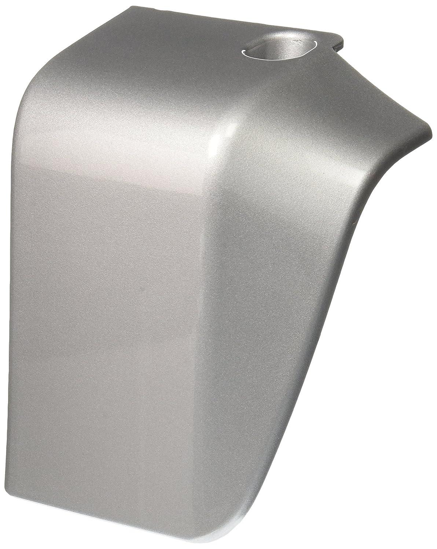 2 Piece Nissan Genuine Accessories 999J2-UXK2303 Brilliant Silver Front Splash Guard