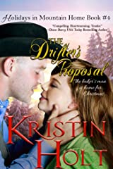 The Drifter's Proposal: A Sweet Historical Western Holiday Romance Novella (Holidays in Mountain Home Book 4) Kindle Edition