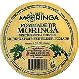 Zest Of Moringa Hair Pomade - Super Hair Fertilizer For Dry Damaged Hair And Scalp - Moringa Hair Pomade For Hair Styling & N