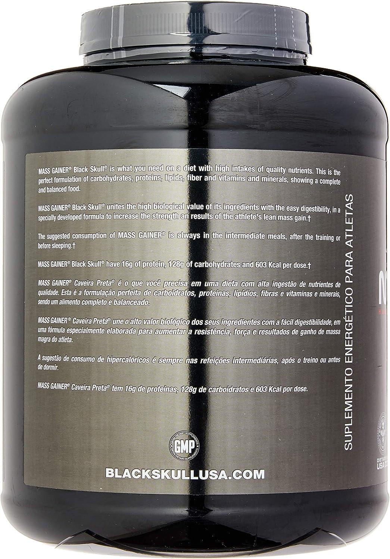 Blackskull USA Mass Gainer (3000g) 1 Unidad 3000 g