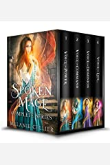 The Spoken Mage: Complete Series Kindle Edition
