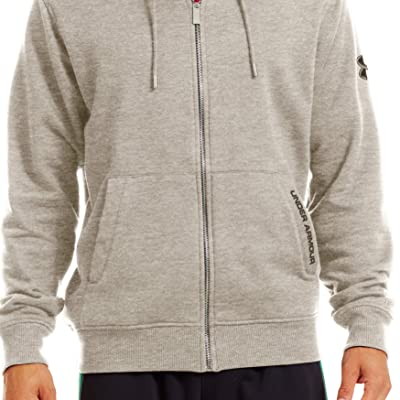 Under Armour UA Charged Cotton Storm Full Zip Hoody - Men's