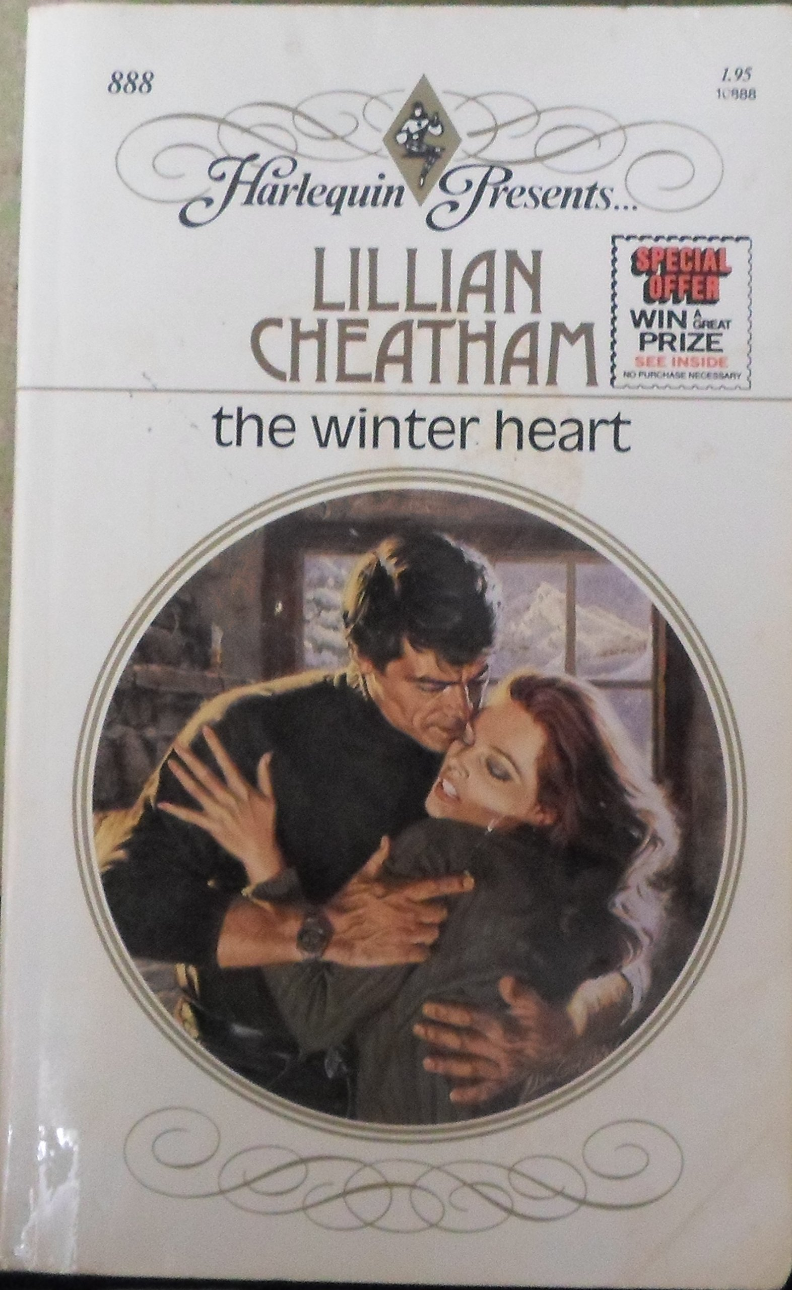 The Winter Heart: Lillian Cheatham: 9780373108886: Amazon