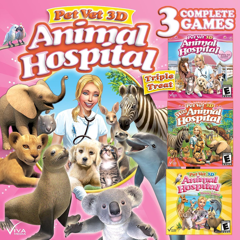 $6.99 PC Game: Pet Vet: Animal...