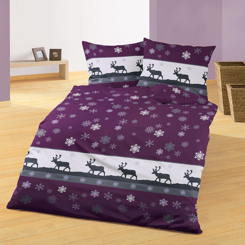 weihnachts bettw sche 155 220 cm my blog. Black Bedroom Furniture Sets. Home Design Ideas