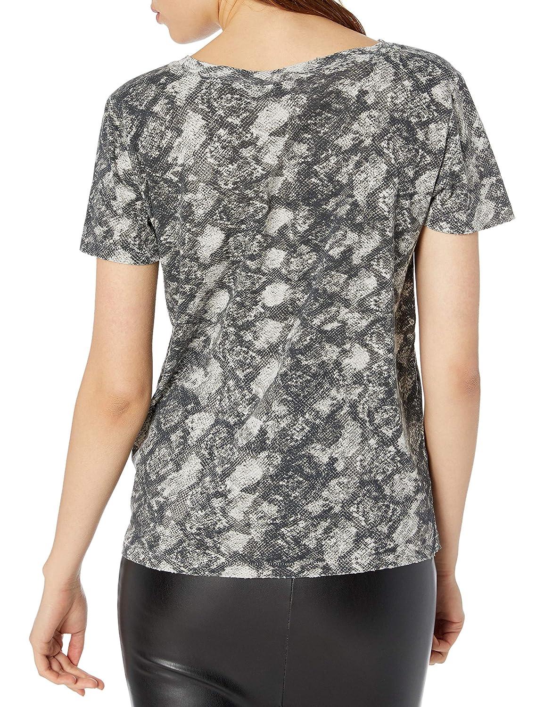 n:PHILANTHROPY Womens Casual Short Sleeve Tee