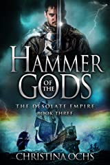 Hammer of the Gods (The Desolate Empire Book 3) Kindle Edition