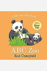 ABC Zoo Board book