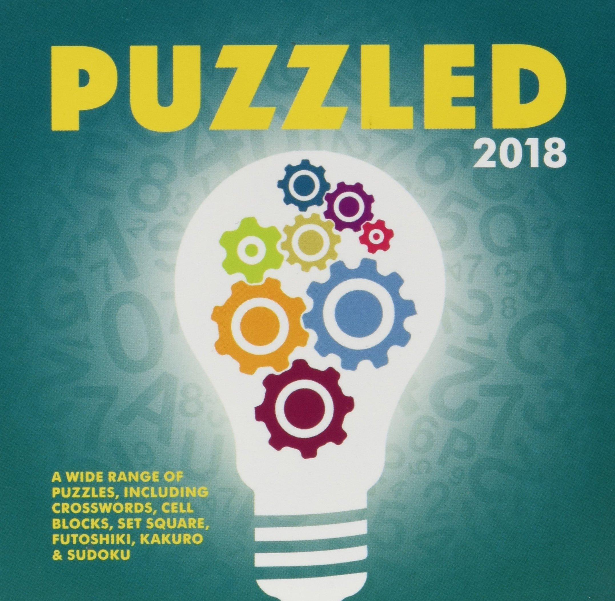 Puzzled 2018 Calendar ebook