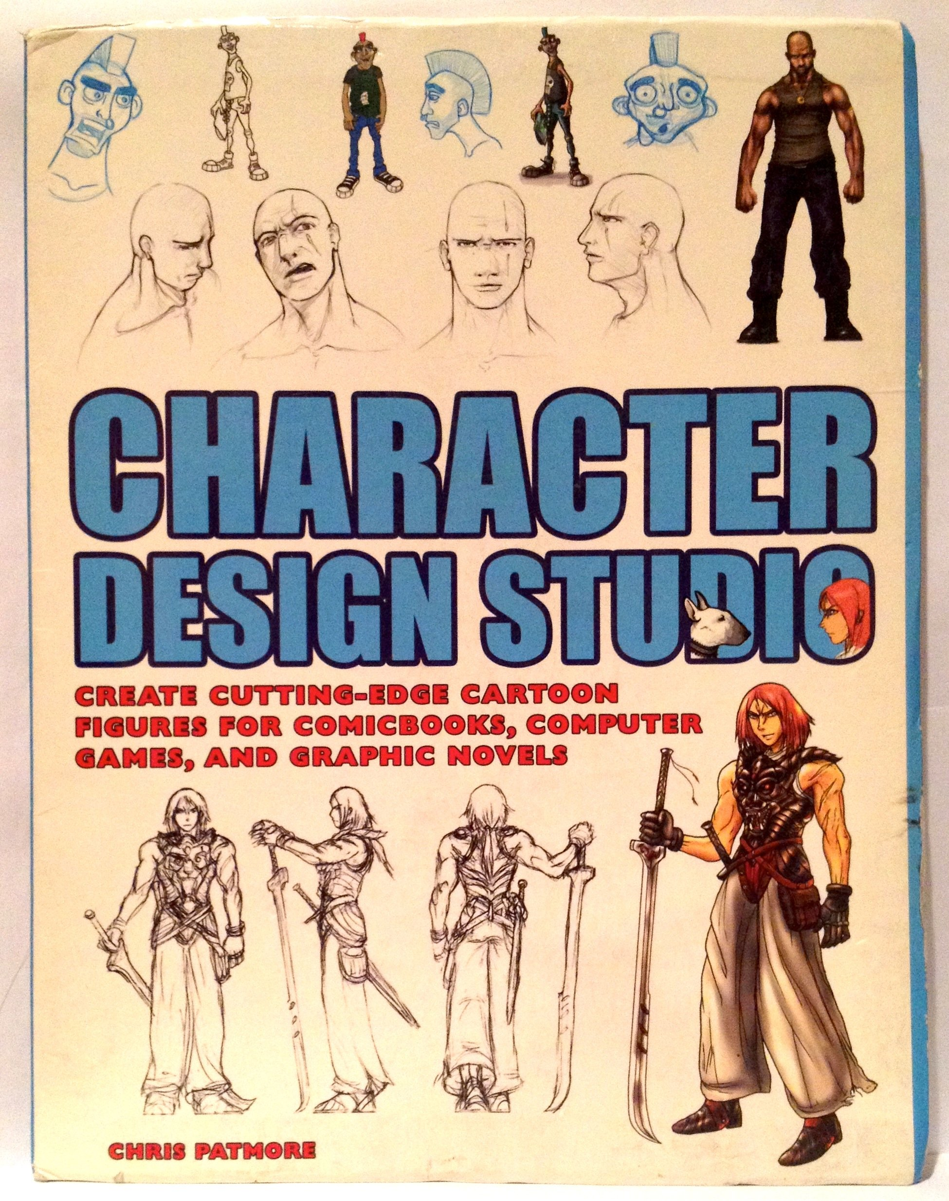 Cartooning The Ultimate Character Design Pdf : Cartoon character design pdf ankaperla