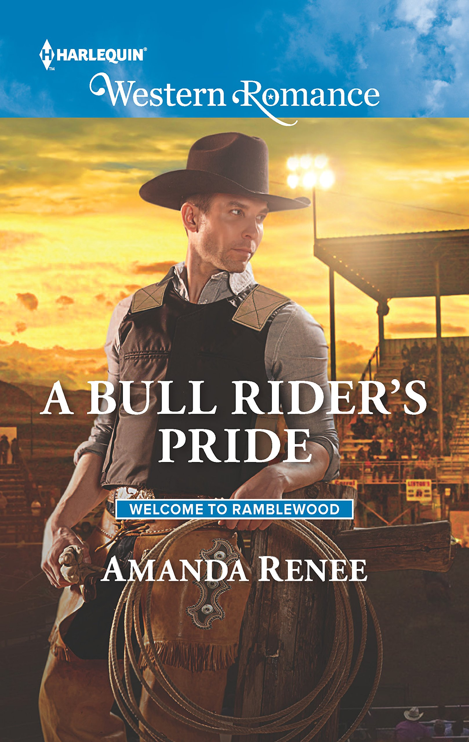 Bull Riders Pride Welcome Ramblewood