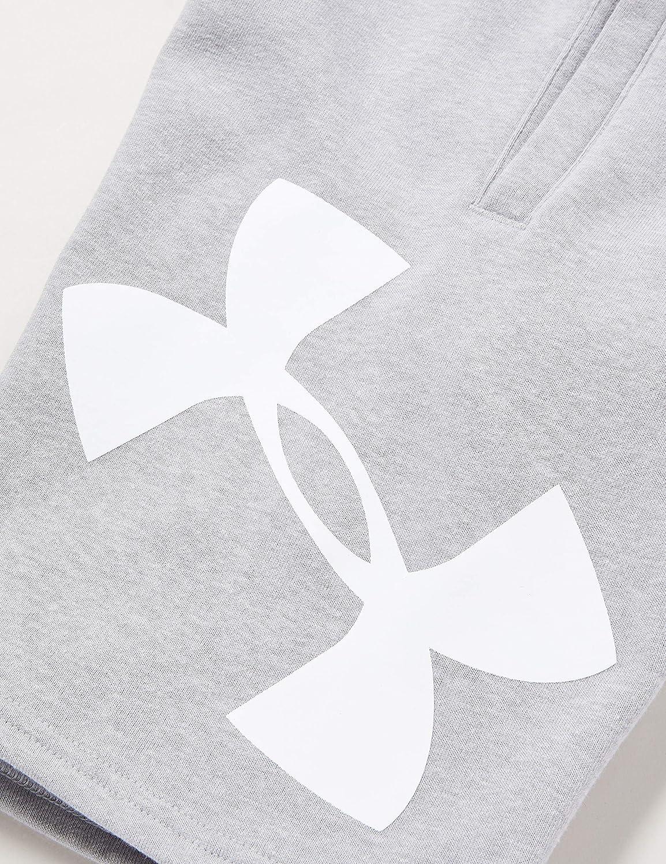 Under Armour Boys Rival Fleece Logo Short