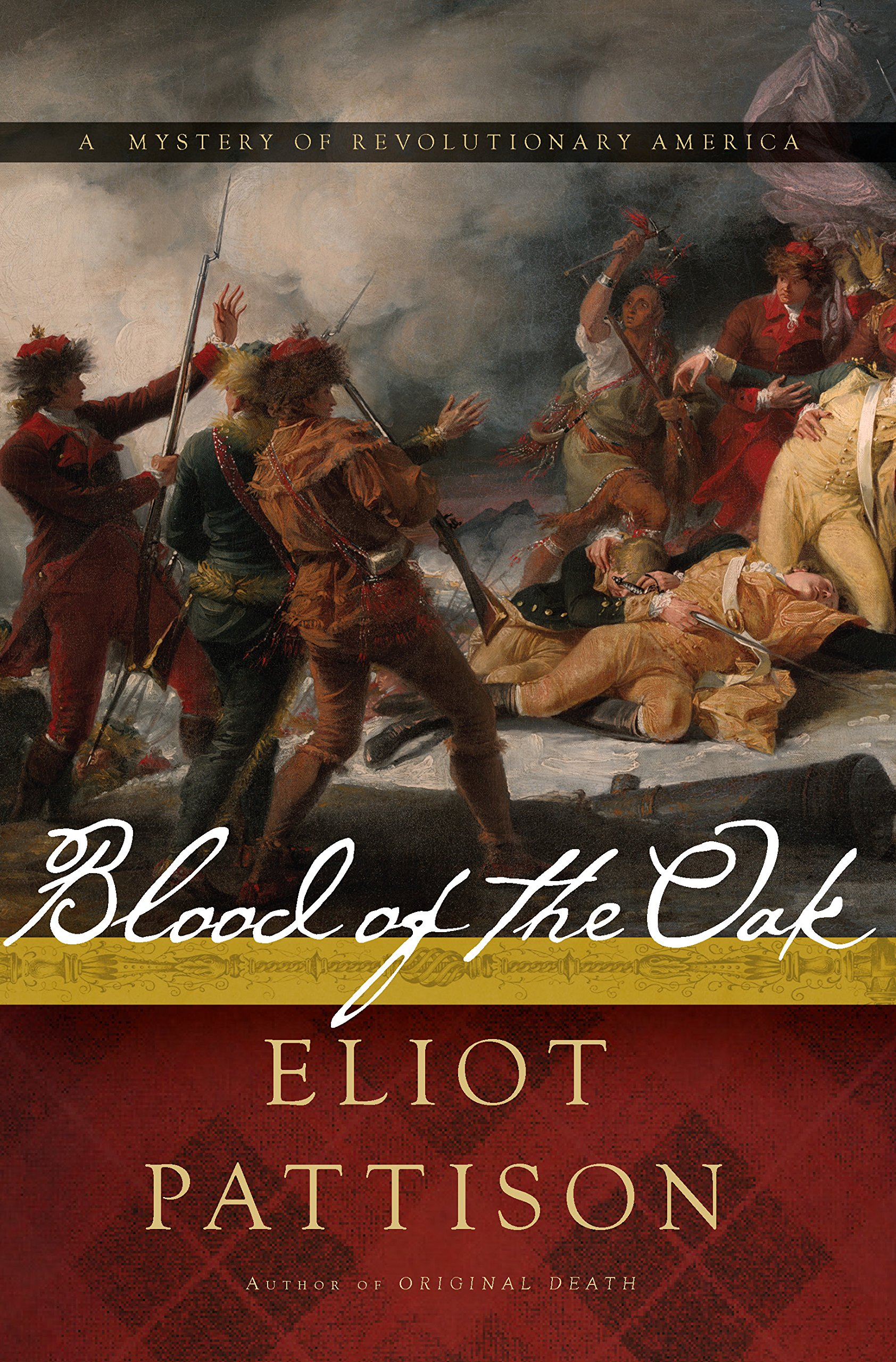 Download Blood of the Oak: A Mystery pdf epub