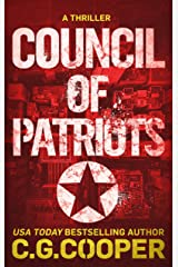 Council of Patriots (Corps Justice Book 2) Kindle Edition