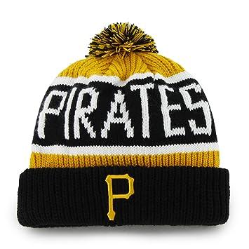 fb114c935a9da  47 Brand MLB Pittsburgh Pirates Men s Calgary Knit Cuff Cap