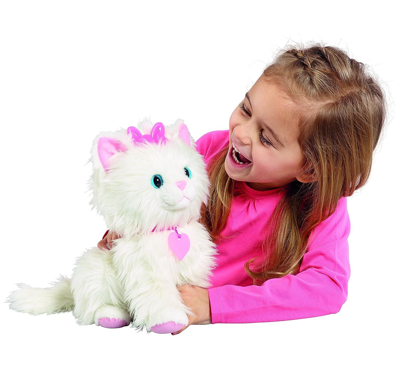 jouet chat pour fille