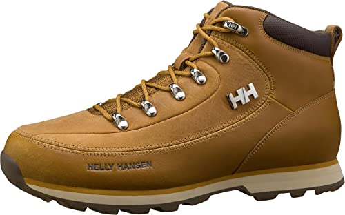 Helly Hansen the Forester, Botines para Hombre, Marrón (Bone Brown / Hh Khaki